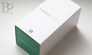 kunkunbodyの化粧箱はホワイトとグリーンのコントラストがおしゃれ
