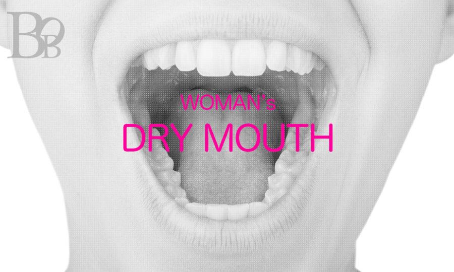 その口臭、女性ホルモンの乱れによる「ドライマウス」 が原因かも!?唾液量を増やす簡単な方法