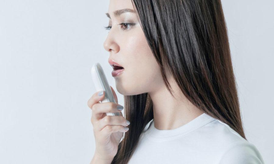 クンクンボディで口臭が測定できるようになりました!